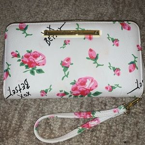 Brand new Betsey Johnson wallet